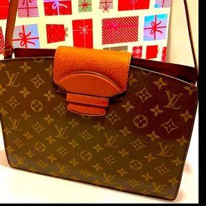 Vintage Louis Vuitton Shoulder/ Crossbody Bag